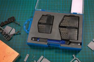 Auhagen 90014 <br/>Handbohrer-Set