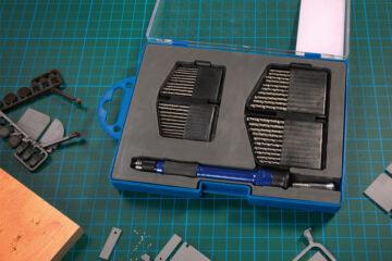 Auhagen 90014 <br/>Handbohrer-Set 1