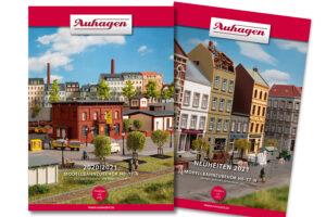Auhagen 99616 <br/>Katalog Nr. 16 mit Neuheiten 2021