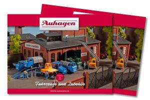 Auhagen 99650 <br/>Fahrzeugkatalog