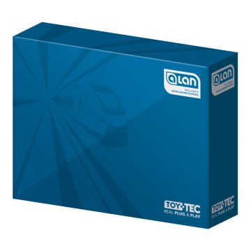 ALAN Bundle Start 201 & 2x DZ <br/>TOY-TEC 40202 2